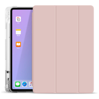 2020 New Transparent Pencil Holder Case For iPad Pro 11 2020