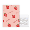 Pencil Holder Kids Custom Bluetooth Keyboard Case for iPad 10.2 7th 8th Gen