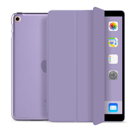 2019 Tri Fold PC TPU Back Tablet Covers for ipad 10.2 2019