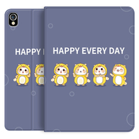 Slim Stand Tablet Silicone Kids Cute Cover for iPad Air 4 10.9 Tablet Leather Case