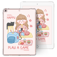 Air Sac Shockproof Printed Customize Case for iPad 10.2 7th Generation