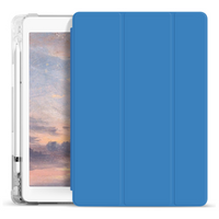 Air Sac Transparent Pen Slot Case for iPad 5/6 th Generation