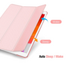 For Apple iPad Case 6th generation 9.7 2018 Smart Magnetic PU Leather For iPad Case