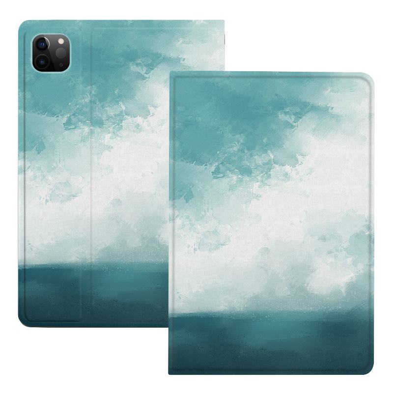 Painting Marble TPU Cover for 2020 iPad Pro 11 Case