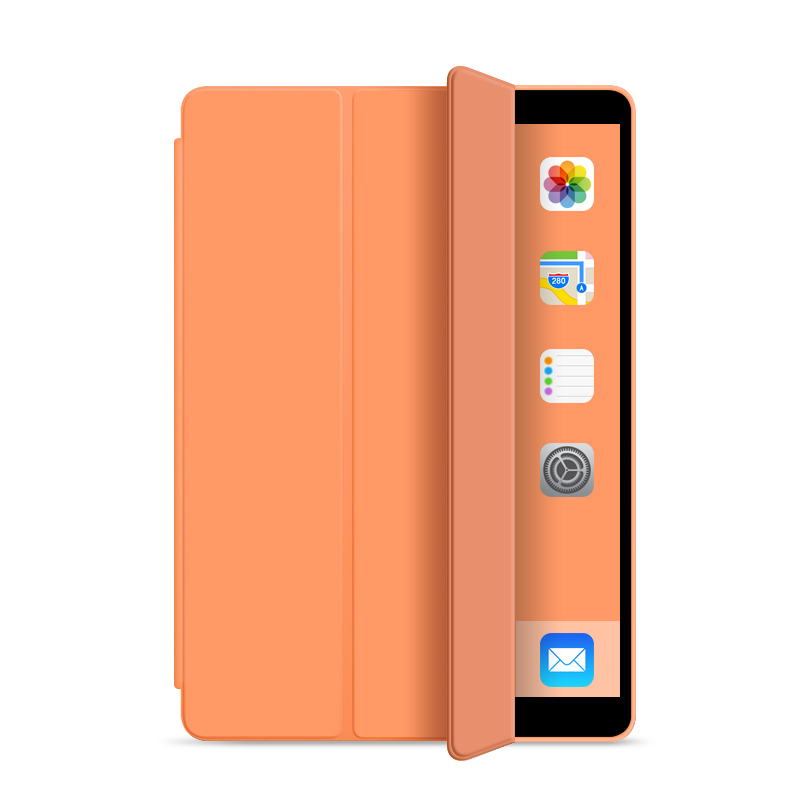Fold Smart Cover For iPad Pro 10.5 inch Case Ultra Thin TPU Back