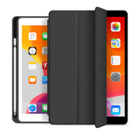 Soft TPU Tablet Case With Pencil Holder Cover For iPad Mini5 Case