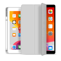 Tablet Smart Cover Pencil Holder Case for Apple iPad 5 6th Generation