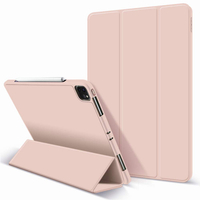 Soft TPU Pencil Holder 12.9 ipad Case Non Slip High Quality 2020