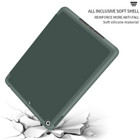 Factory Price For 10.5 Inch For iPad Case PC TPU Stand Table Case Shockproof With Pencil Holder