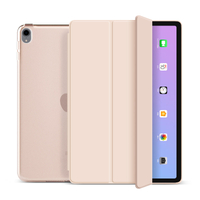 Slim Design With Transparent Back Cover For iPad Air4 10.9 Tablet Case
